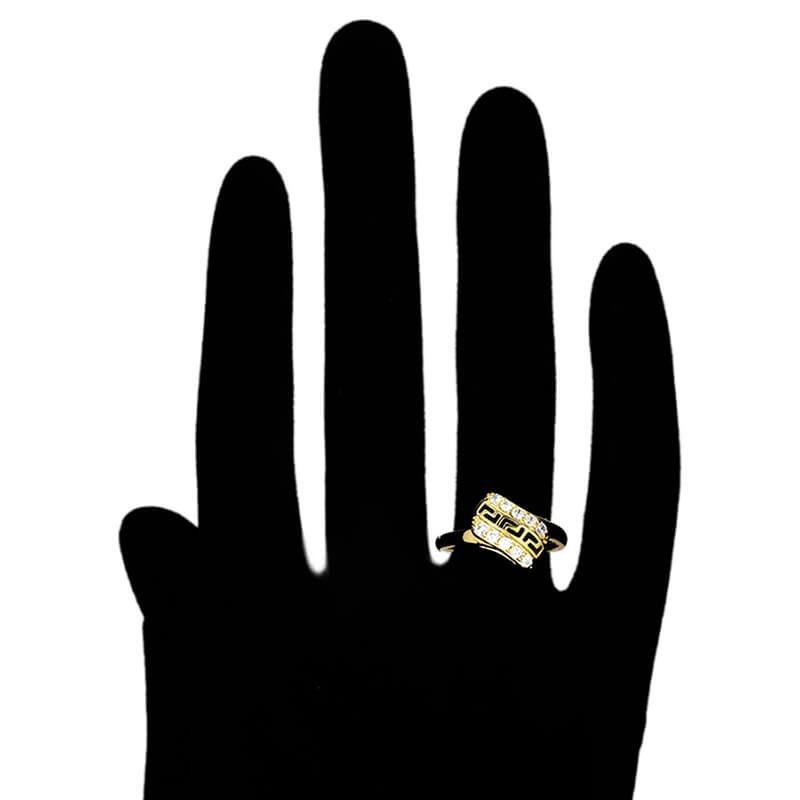 Set Celine placat cu aur 14K
