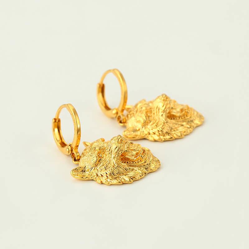 Set Kara placat cu aur 24K