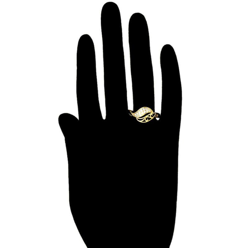 Set Missa placat cu aur 14K
