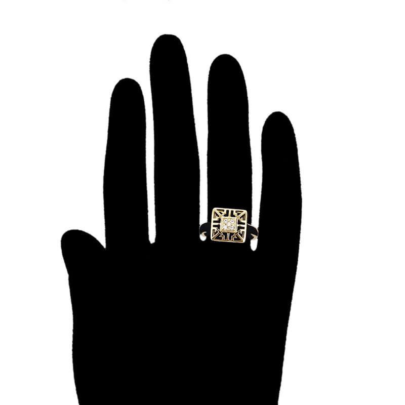 Set Vega placat cu aur 14K